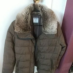 New Puffer Jacket without Tags